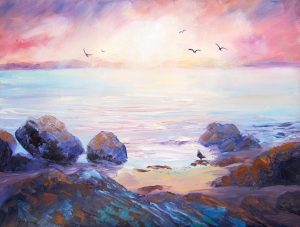 Early morning dream, helenblairsart