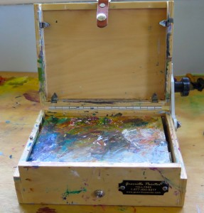 Paint box, helenblairsart