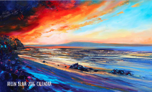 2016 Calendar Helen Blair Art