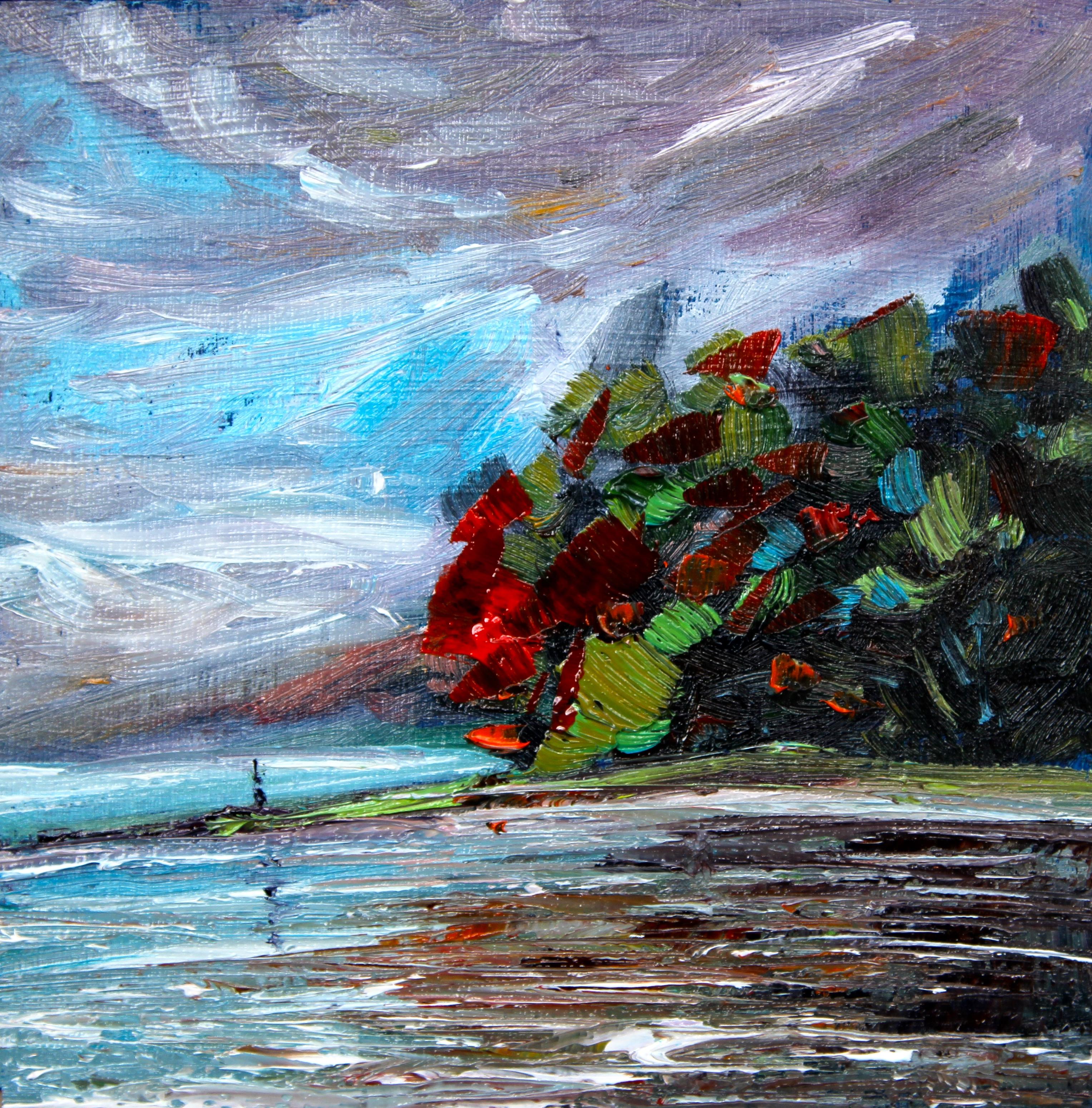 Pleinair painting, helenblairsart