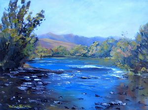 helenblairsart-Mountain Stream