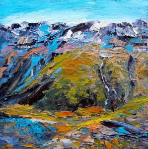 helenblairsart - Mountain Valley - Mini