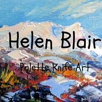 Helen Blair Palette Knife Art
