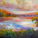 Autumn Reflections by Helen Blair