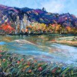 Alexandra River by Helen Blair