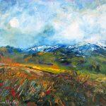 Moody Mountain by Helen Blair