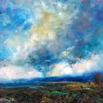 Stormy Sky by Helen Blair