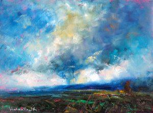 Stormy Sky by Helen Blair