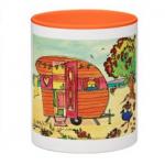 Caravan Holiday Series by Helen Blair